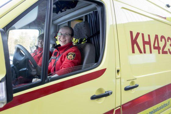 Kanta-Hämeen ensiapu keskittyy kiireellistä hoitoa vaativien potilaiden hoitamiseen.