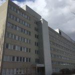 Riihimäen sairaala kuvattuna ulkoa päin