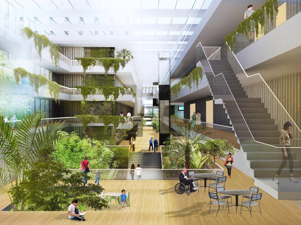 Kanta-Hämeen uusi keskussairaala saa investointiluvan