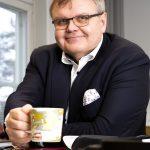 Sairaanhoitopiirin johtaja Seppo Ranta